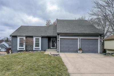 Lenexa Single Family Home For Sale: 13340 W 103rd Terrace