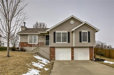 Kansas City Single Family Home Show For Backups: 6840 N Corrington Avenue