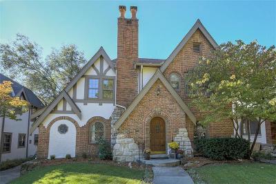 Kansas City Single Family Home For Sale: 613 W 70th Terrace