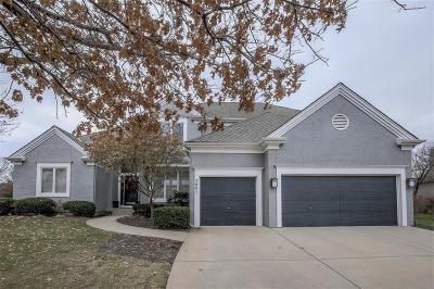 Overland Park Single Family Home For Sale: 5601 W 147th Place