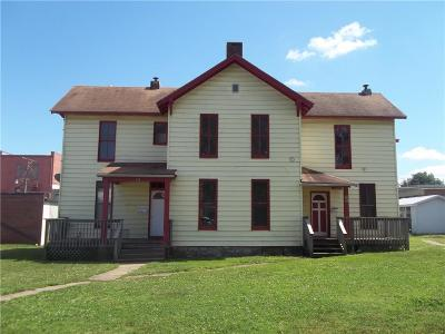 Anderson County Multi Family Home For Sale: 112 W 3rd Avenue