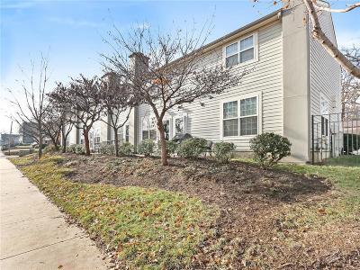 Kansas City Condo/Townhouse For Sale: 4154 Roanoke Road