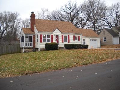 Raytown Single Family Home For Sale: 9051 E 66th Terrace