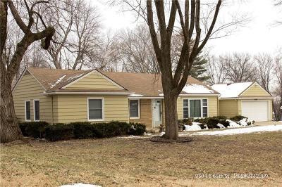 Raytown Single Family Home For Sale: 9504 E 65th Street