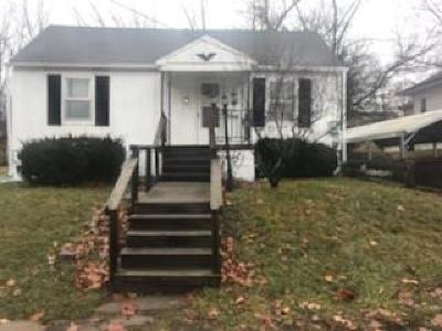 Carroll County Single Family Home For Sale: 412 N Folger Street