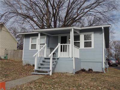 Highland Park Single Family Home For Sale: 606 E College Street