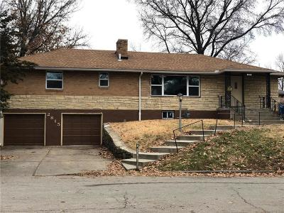 Kansas City Single Family Home For Sale: 2815 N 29th Street