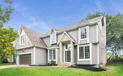 Overland Park Single Family Home Show For Backups: 5414 W 139th Street
