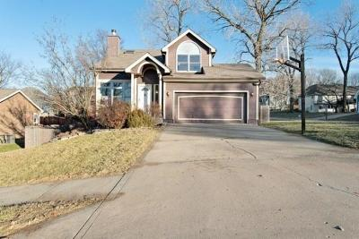Platte County Single Family Home Auction: 10002 NW 86th Terrace