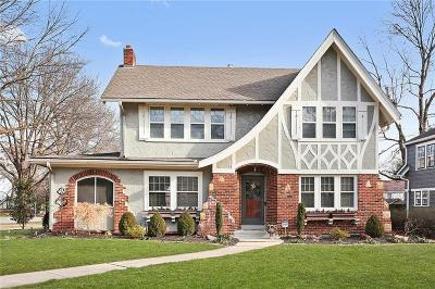 Single Family Home For Sale: 6401 Main Street