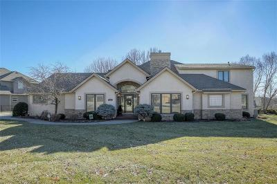 Leawood Single Family Home Contingent: 2809 W 145th Street