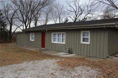 Kansas City Single Family Home For Sale: 7428 Farrow Avenue