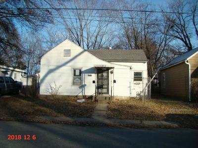 Leavenworth County Single Family Home For Sale: 808 N 11th Street