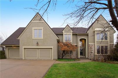 Overland Park Single Family Home Show For Backups: 12350 W 128th Terrace