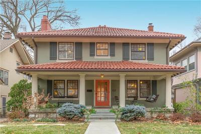 Kansas City Single Family Home For Sale: 427 W 58th Terrace