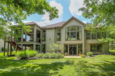 Johnson-KS County Single Family Home For Sale: 14629 Nieman Road