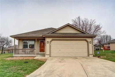 Raymore Single Family Home Show For Backups: 525 Mars Court