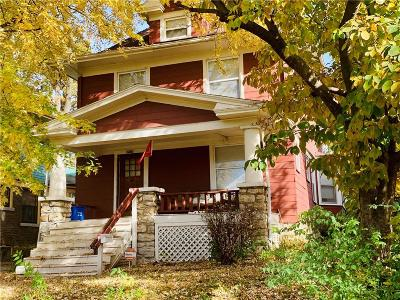 Kansas City Single Family Home For Sale: 3539 Genessee Street
