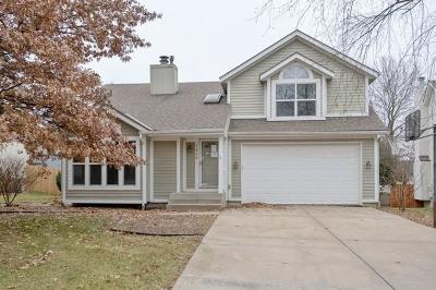 Olathe Single Family Home Auction: 1238 N Lucy Montgomery Way