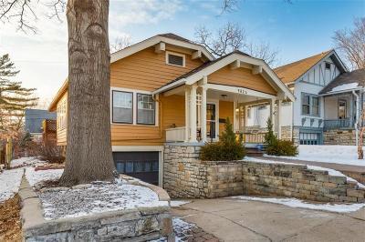 Kansas City Single Family Home Show For Backups: 4826 Mercier Street
