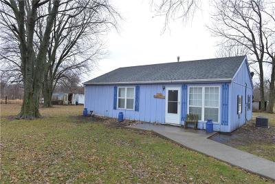 Bates City Single Family Home For Sale: 2179 Uthe Road