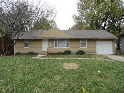 Raytown Single Family Home For Sale: 8600 Ford Avenue