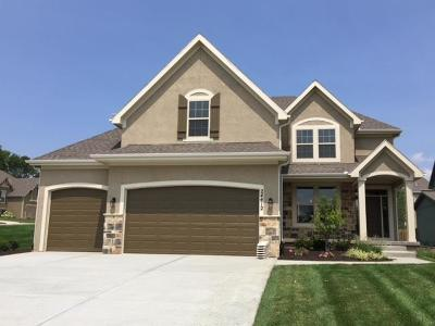 Lenexa Single Family Home For Sale: 24412 W 80th Terrace