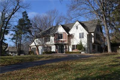 Single Family Home For Sale: 5930 Oakwood Street