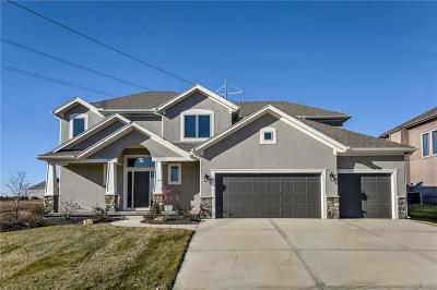 Lenexa Single Family Home For Sale: 25003 W 86th Terrace