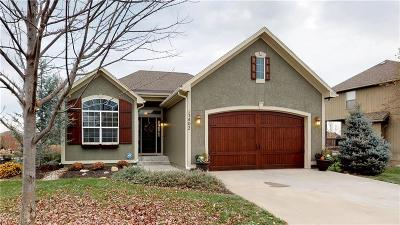 Overland Park Single Family Home For Sale: 13402 W 173 Terrace