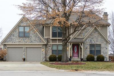 Olathe Single Family Home For Sale: 11923 S Hallet Street
