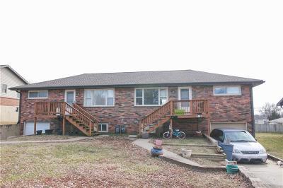 Belton Multi Family Home For Sale: 106 E South & 108 Avenue