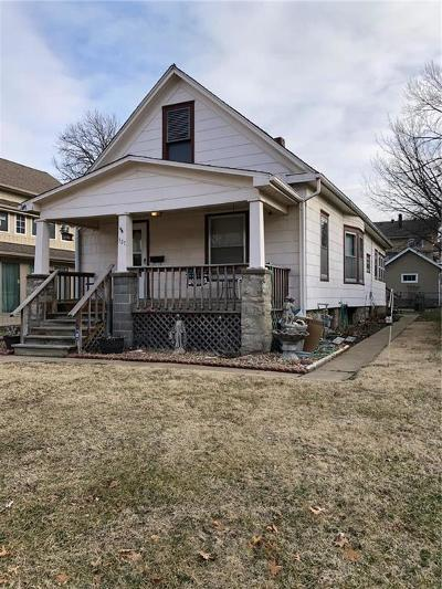 Kansas City Single Family Home For Sale: 327 N 19th Street