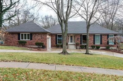 Overland Park Single Family Home Show For Backups: 7301 W 54th Street