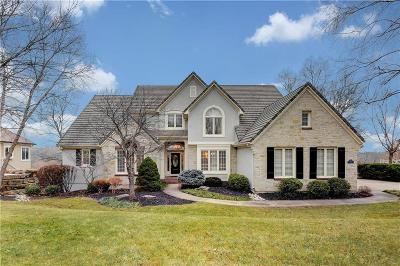 Leawood Single Family Home For Sale: 3508 W 153rd Street