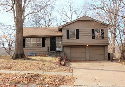 Raytown Single Family Home For Sale: 8016 Hardy Avenue