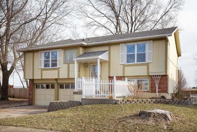 Gardner Single Family Home For Sale: 833 Valerie Lane