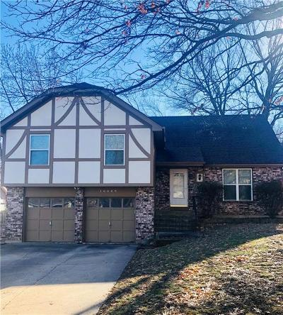 Single Family Home For Sale: 16609 W 145th Street