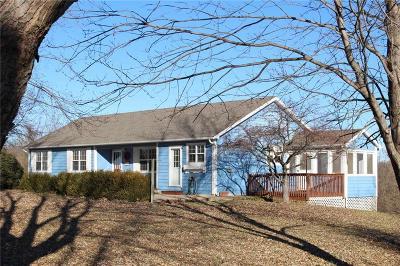 Bonner Springs Single Family Home Show For Backups: 16690 Marion Lane