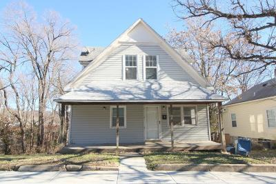 Excelsior Springs Single Family Home For Sale: 205 S Kansas City Avenue