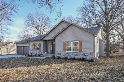 Leawood Single Family Home For Sale: 2911 W 92nd Place