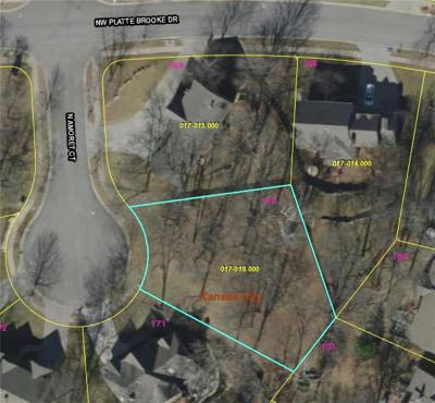Platte County Residential Lots & Land For Sale: 7505 N Amoret Court