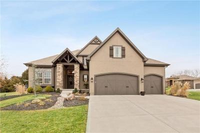 Olathe Single Family Home For Sale: 12287 S Mesquite Street
