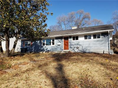Cass County, Clay County, Platte County, Jackson County, Wyandotte County, Johnson-KS County, Leavenworth County Single Family Home For Sale: 3702 E 106th Terrace