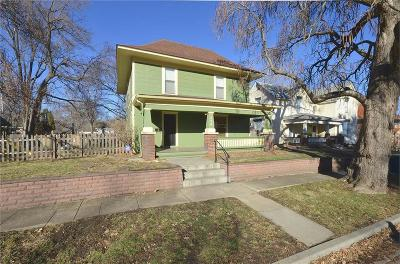 Liberty Single Family Home For Sale: 214 E Brown Street