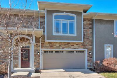 Overland Park Condo/Townhouse For Sale: 6023 102nd Terrace