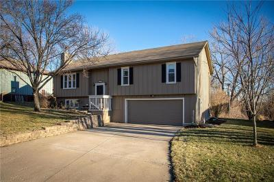 Single Family Home For Sale: 5501 NW Indian Hills Lane