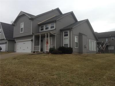 Kansas City Single Family Home For Sale: 12471 Charlotte Street