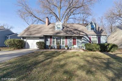 Kansas City Single Family Home For Sale: 1284 W Gregory Boulevard