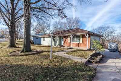 Parkville Single Family Home For Sale: 6816 NW Blair Road
